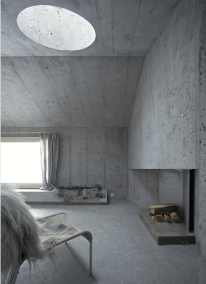 walls, fur, concrete
