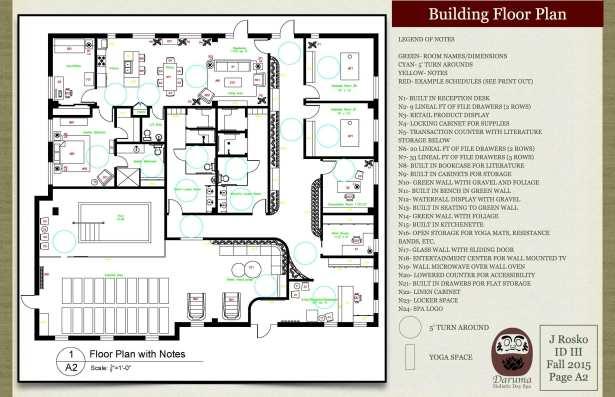 Fit Interior Design Portfolio Requirements