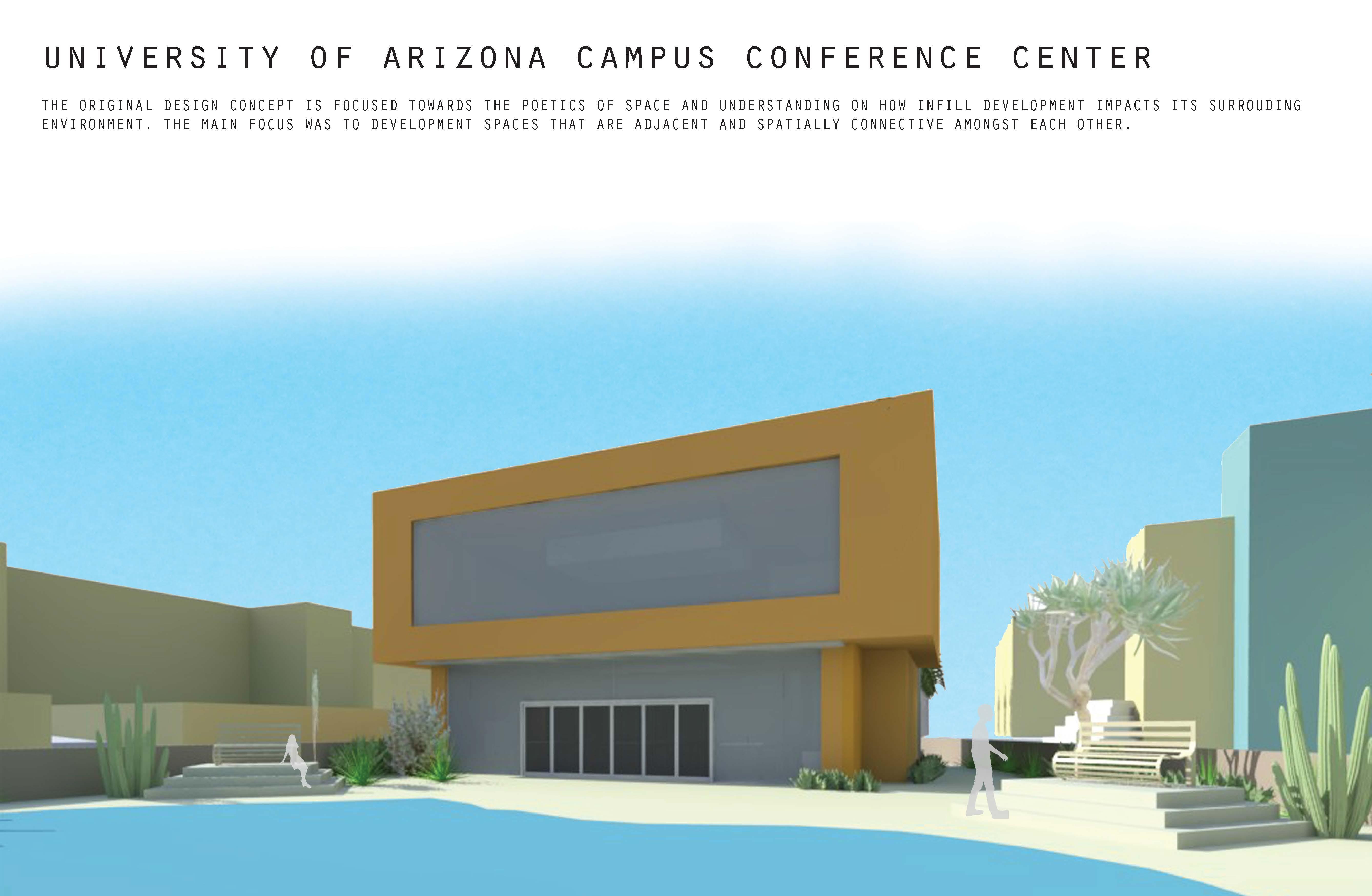 University Of Arizona Campus Conference Center