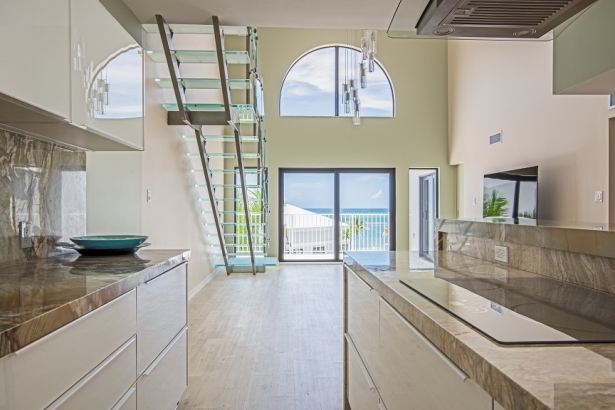 Beach House Oasis Bella Stairs Llc Archinect   Beach House Stair Railing   Coastal   Rustic   Unique   Indoor   Marine Rope