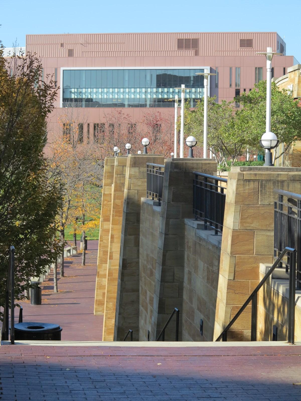 University of Cincinnati Procter Hall emersion DESIGN