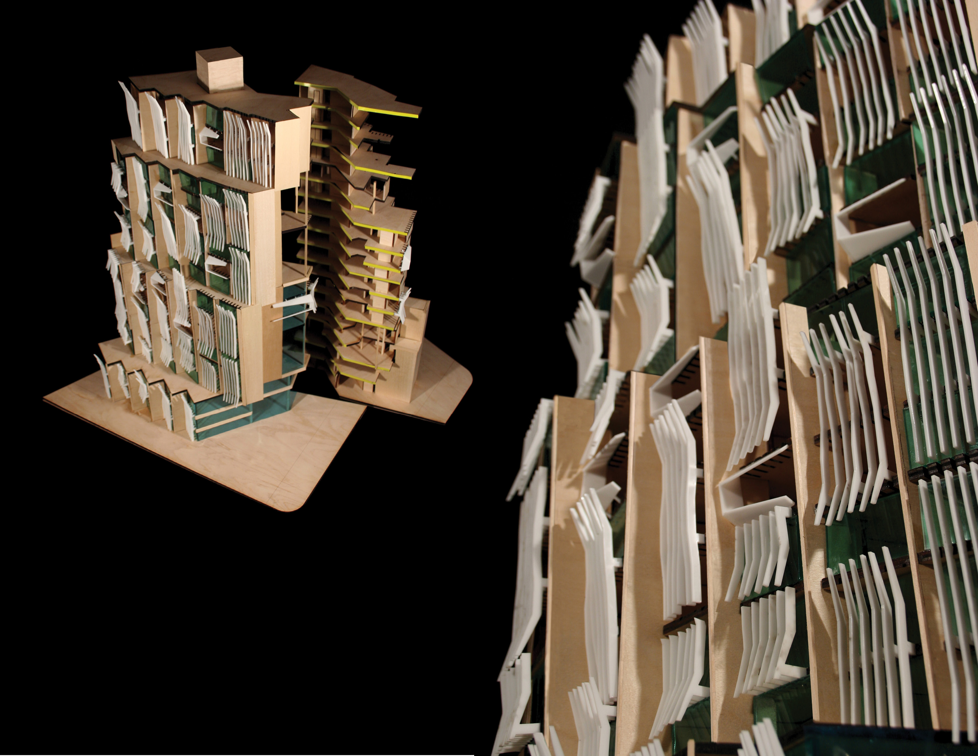 Graduate Dormitory At Astor Pl Eugene Lubomir Archinect