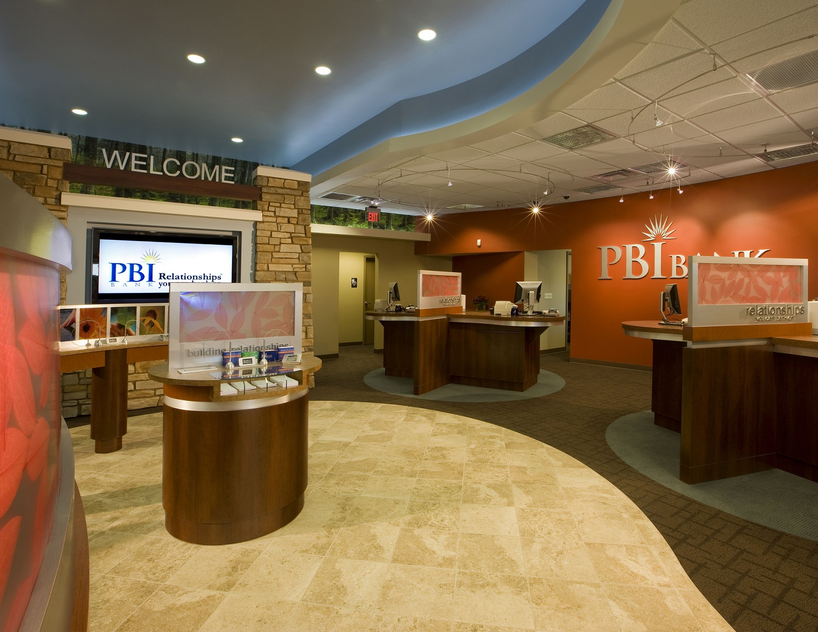 High Retail Branch Bank Andrew Erd Archinect