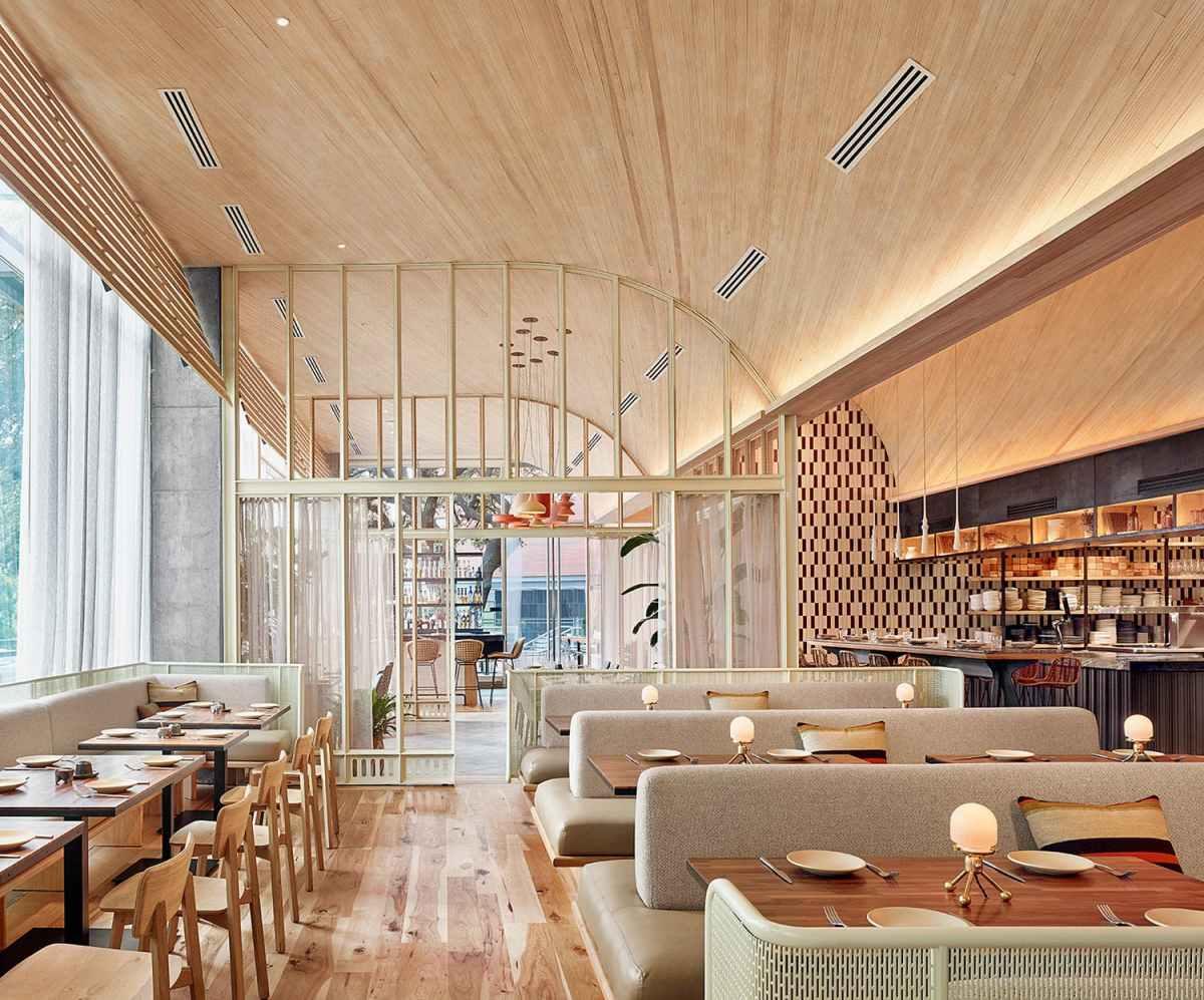 Feast your eyes on the AIALA 2018 Restaurant Design Award