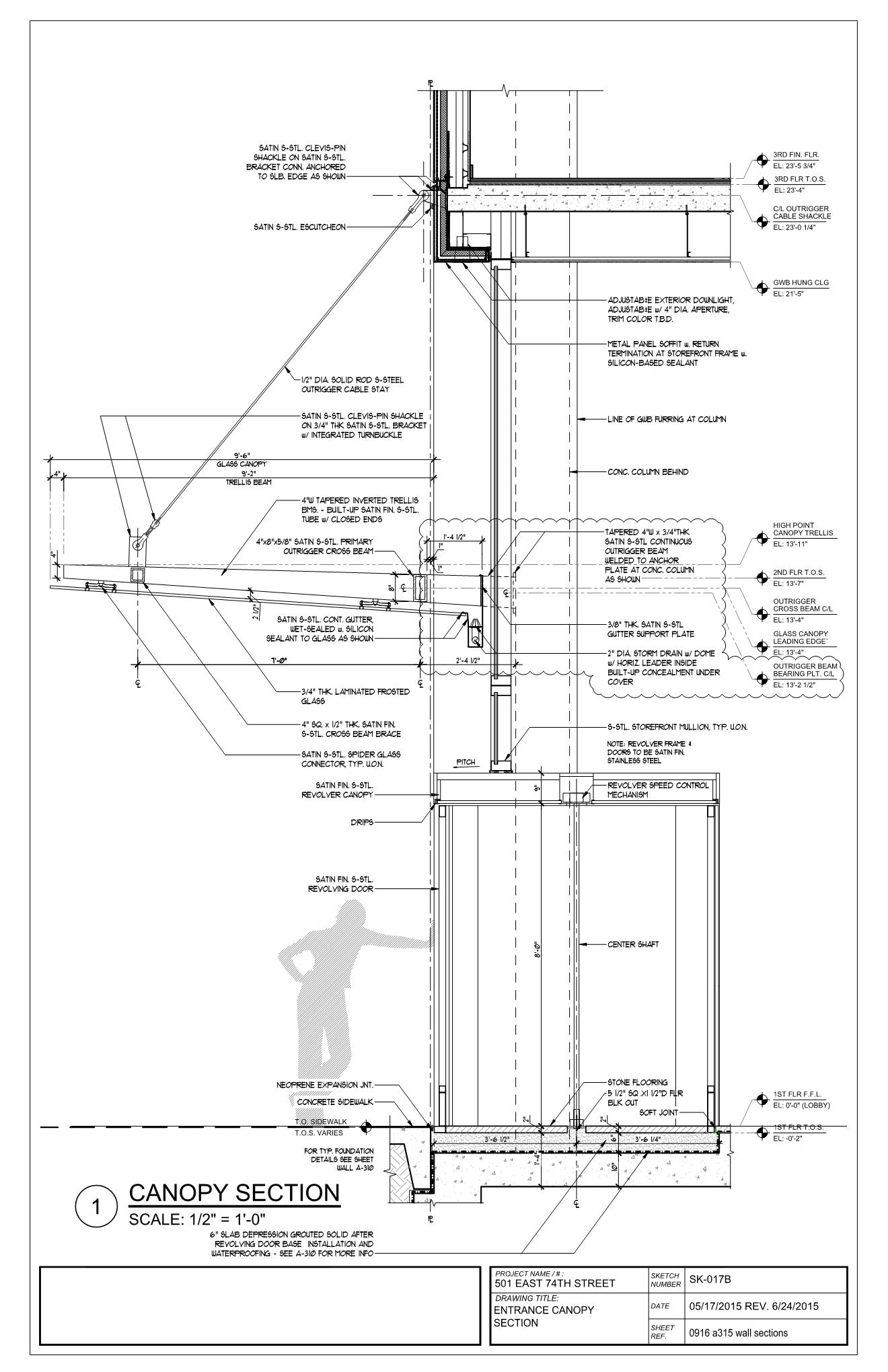 501 East 74th Street Manhattan TET SHIN TS YONG Archinect