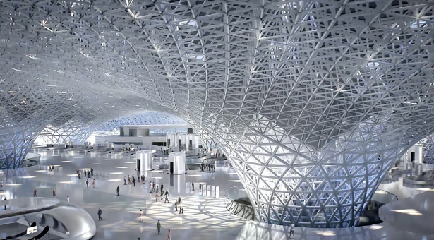 NAICM New International Airport In Mexico City Allyn