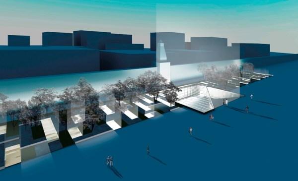 Проект переноса мавзолея Ленина ArchiNews