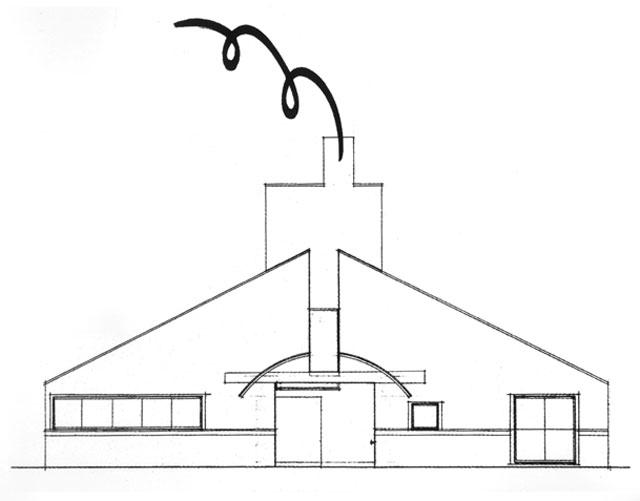 Vanna Venturi House - tra memoria e maniera del moderno (5/6)