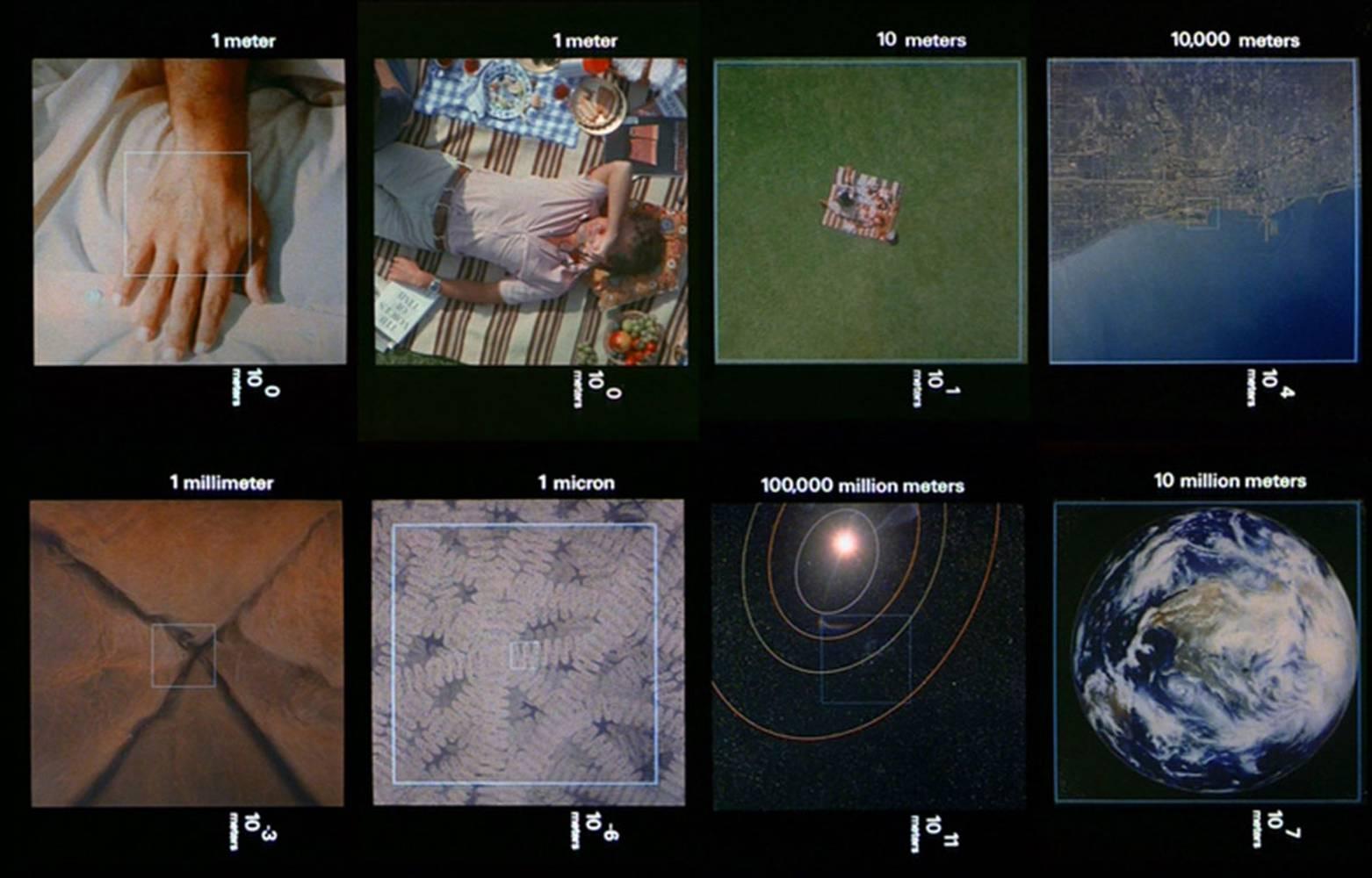 The Film Powers Of Ten Archio
