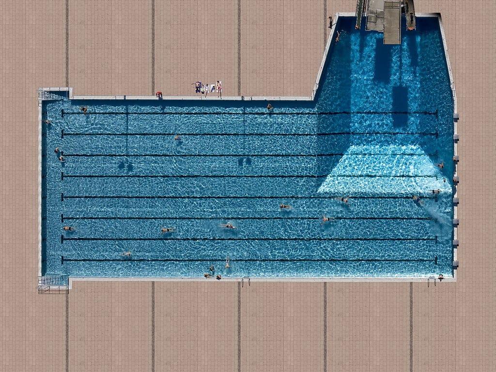 Stephan Zirwes Pools Aerial Pools by Stephan Zirwes