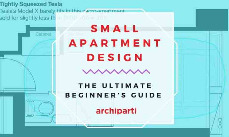 Small Apartment Design: The Ultimate Beginner's Guide (2020 Ver.)