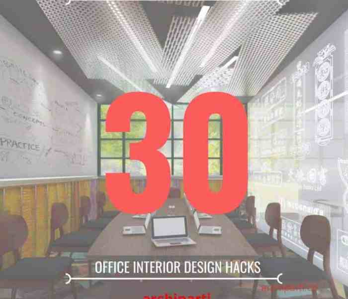 30 Office Interior Design Hacks That Can Save You Time and Money in 2021!