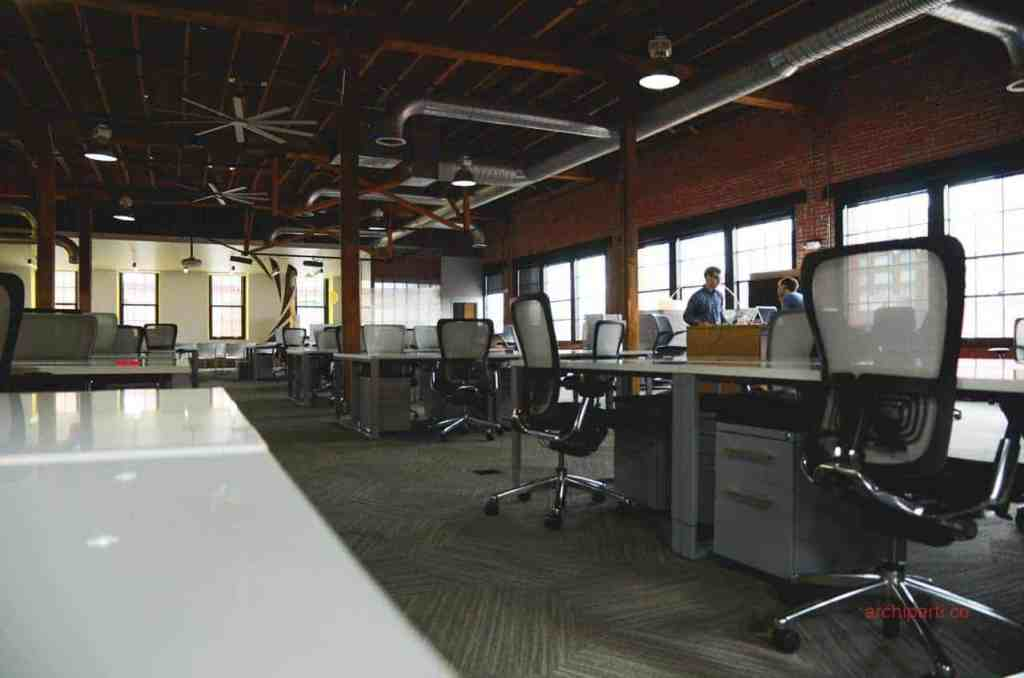 Office interior design concepts adjustable chairs