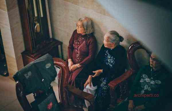 Designing for the Elderly China