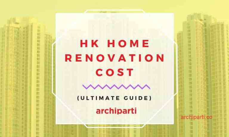 Hong Kong Home Renovation Costs: Complete Breakdown 2019