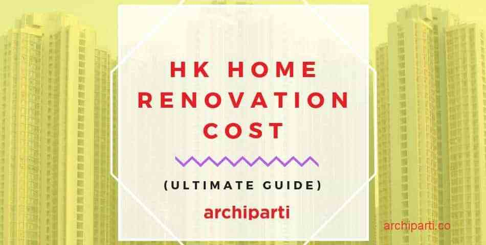 home renovation cost HK