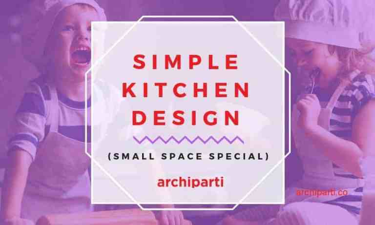 Kitchen Design: The ONLY Guide you need in 2019 (SIMPLE)