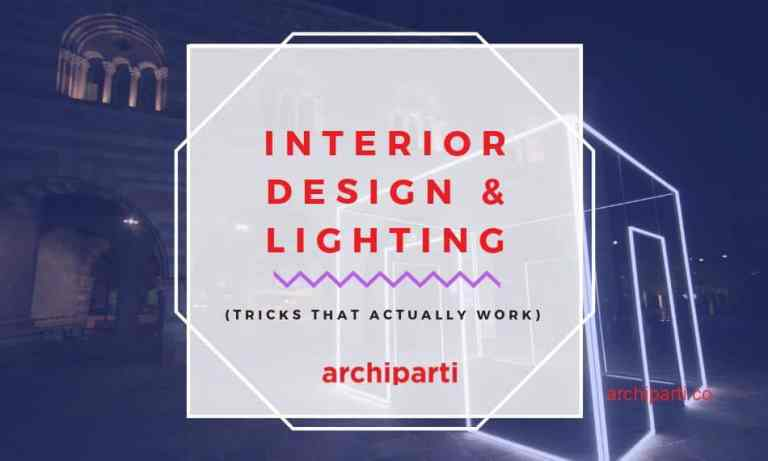 22 Things To Know about Lighting in Interior Design That'll Give you Good Mood In The Long Run