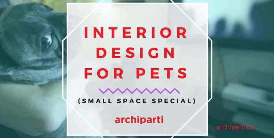 Interior design for pets