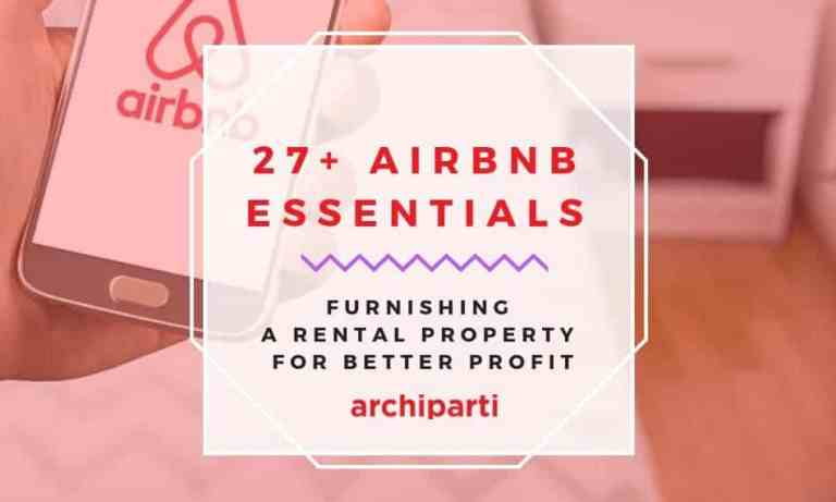 27+ airbnb essentials: Furnishing a rental property for better profit