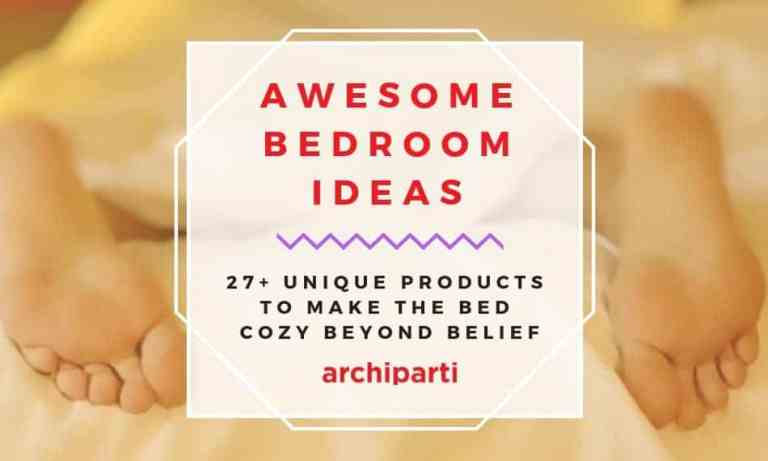 How To Make The Most Of A Small Bedroom: 27+ Cool Bedroom Things List For Awesome Bedrooms (2020 Ver.)