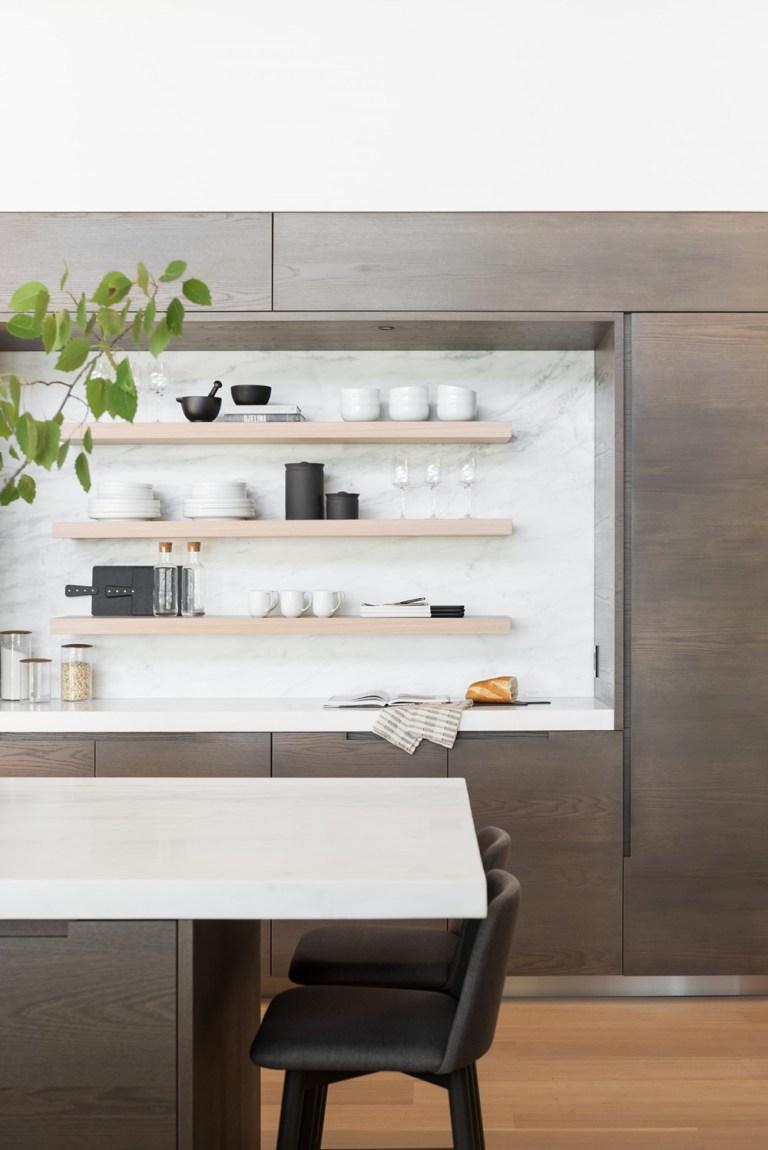 Swan Lake House: Exterior, Entry, Kitchen, Living, Kitchen