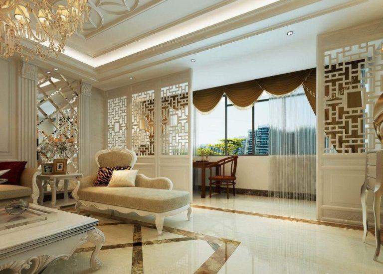 【露台室內設計 2020】客廳和陽台的隔離改造如何設計?