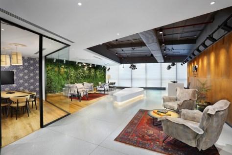 如何通過室內設計在辦公空間添加品牌凝聚力和歸屬感?(2020)