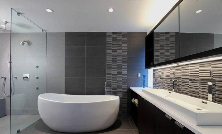設計簡約現代風格浴室的4個注意【村屋/獨立屋裝修2020】