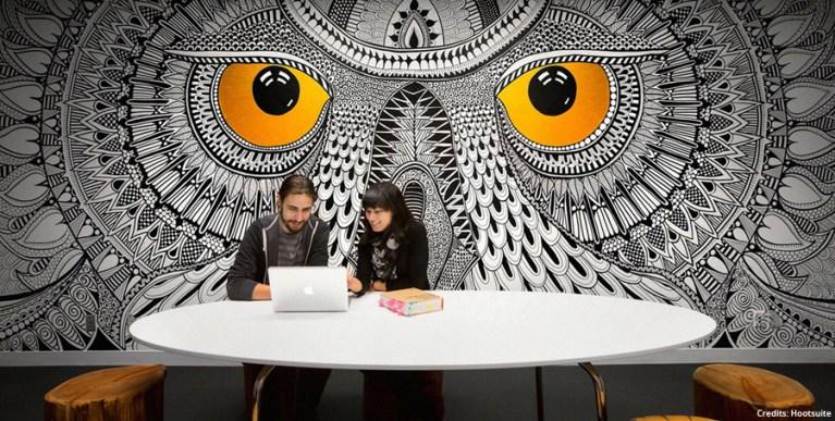 職場幸福感?這樣裝修設計辦公室同事都不願意下班(2020)