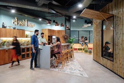 倉庫改造(2020):airbnb的工業化風格辦公室設計案例