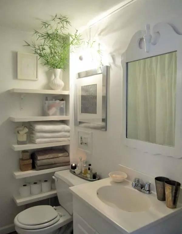 迷你浴室設計2020:4個案例教你廁所裝修可以有哪些變化?