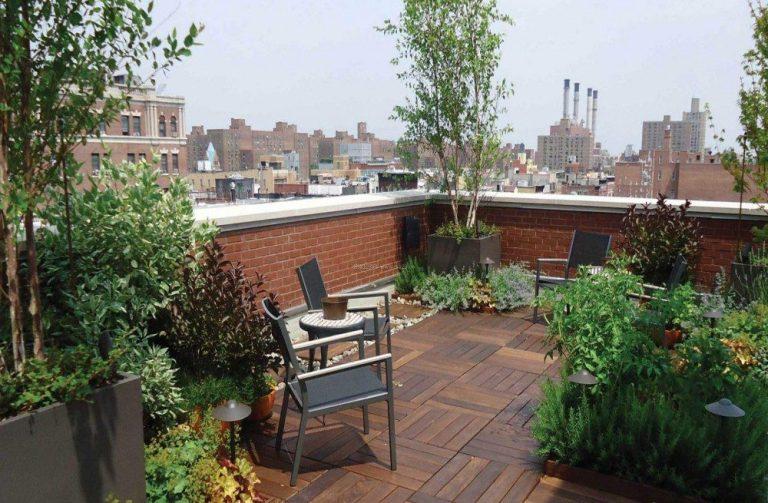 小花園設計DIY:4個疫情後每家都想要的小庭院佈置【獨立屋/村屋/別墅洋房2020】