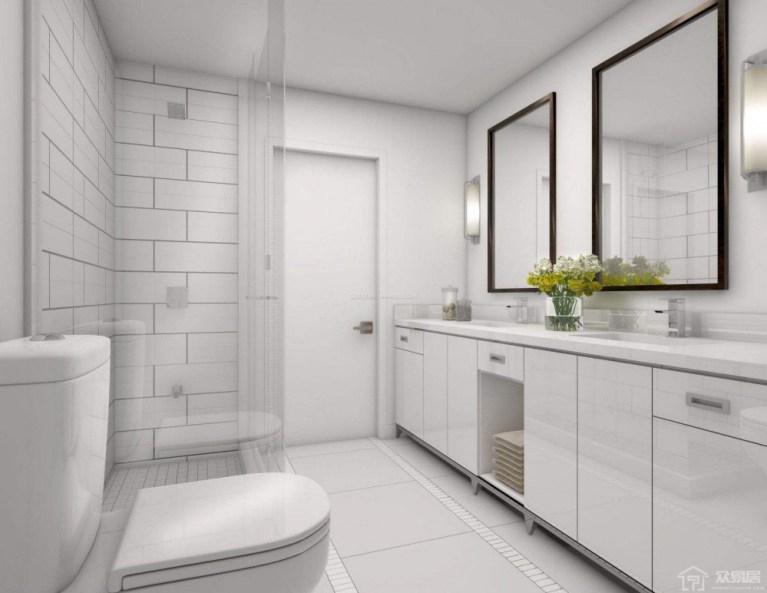 [2020小坪數新屋裝修設計] 細廁所|浴室裝修設計實例