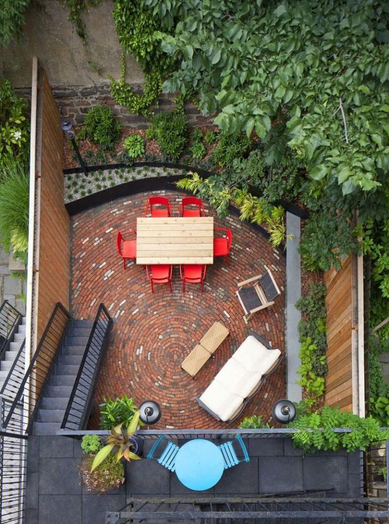 5個室內入戶小花園的設計重點?【獨立屋/村屋/別墅洋房裝修2020】