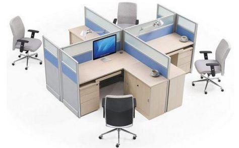 運氣太差?寫字樓省錢裝修也要注意的3大辦公桌間隔屏風風水(2020)