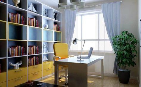 工作運不好?書房設計對了嗎 -辦公桌佈置/收納/方向/禁忌/植物風水2020