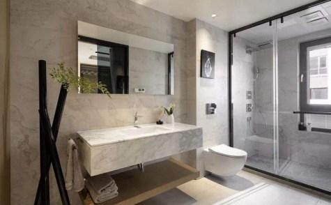 廁所門對客廳是否風水禁忌?如何化解?【蝸居小戶型設計裝修2021】