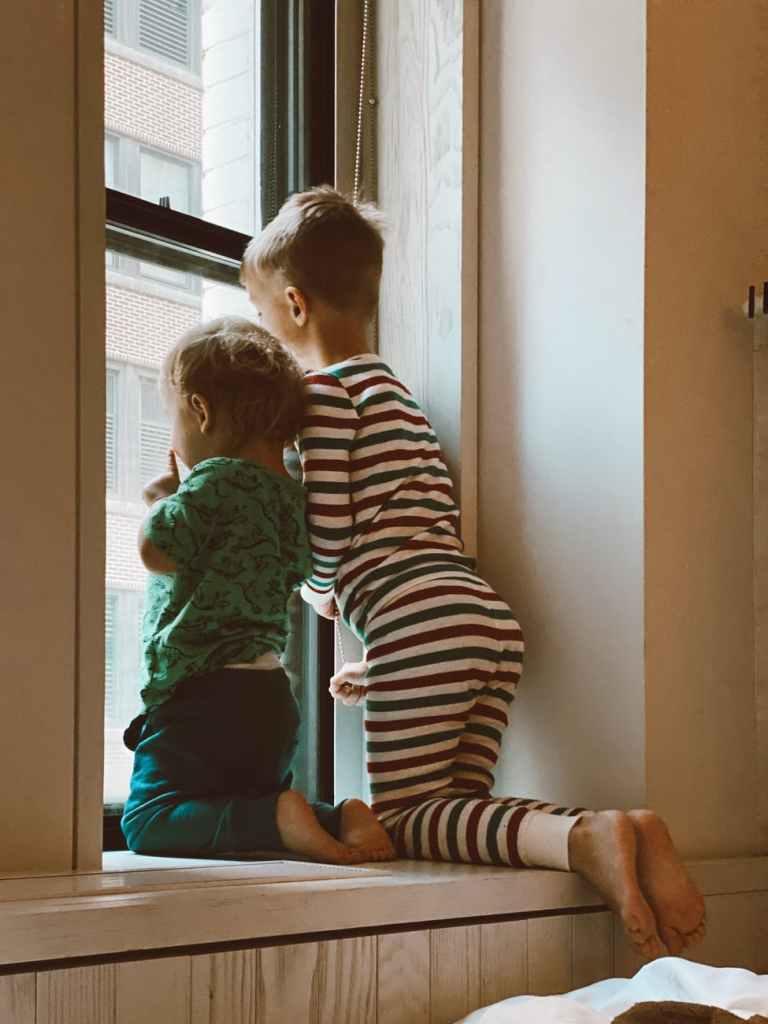如何教育男寶寶?雙人兒童兄弟睡房設計(2020)