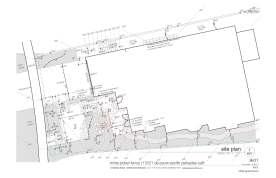 Alternate site plan for development expansion