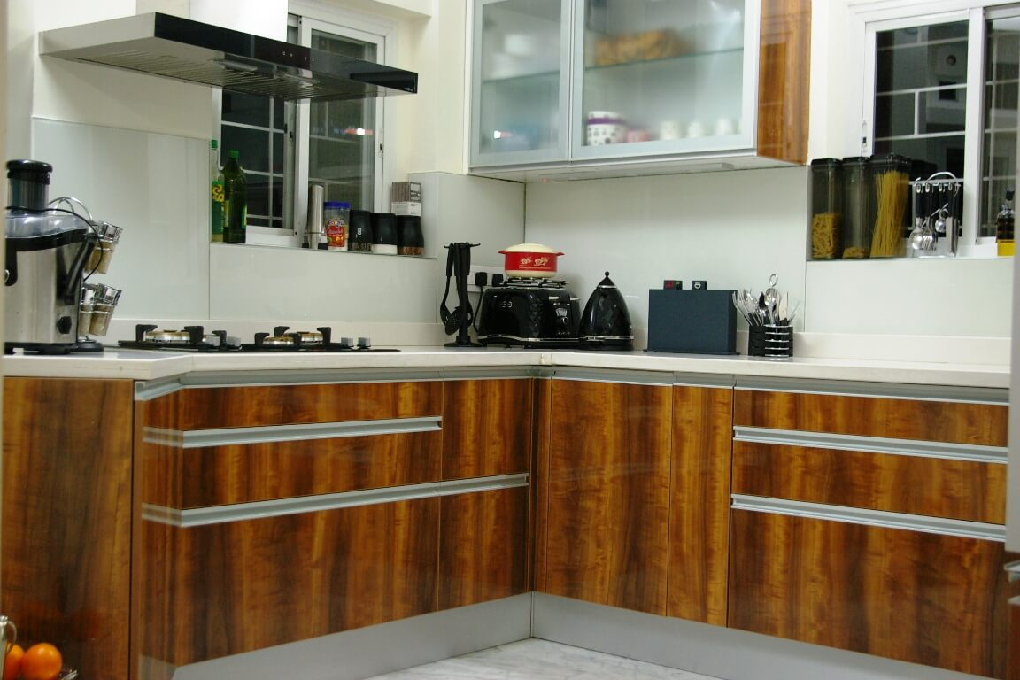 Modular Kitchen for your Culinary Adventure!