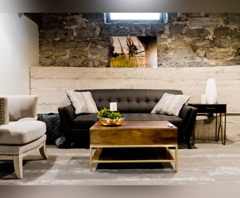 Industrial Style Home Décor : A Sense of History and A Piece of Future