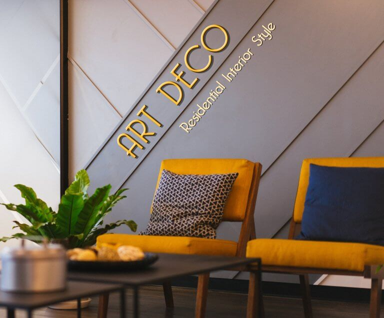 The Art of the Deco