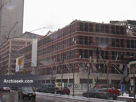 1904 Eaton S Department Store Winnipeg Manitoba
