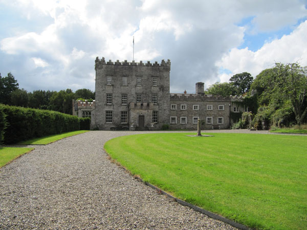 Huntingdon Castle, Clonegal, Co Carlow