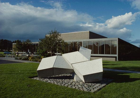 1973 Rte Radio Centre Donnybrook Dublin Archiseek