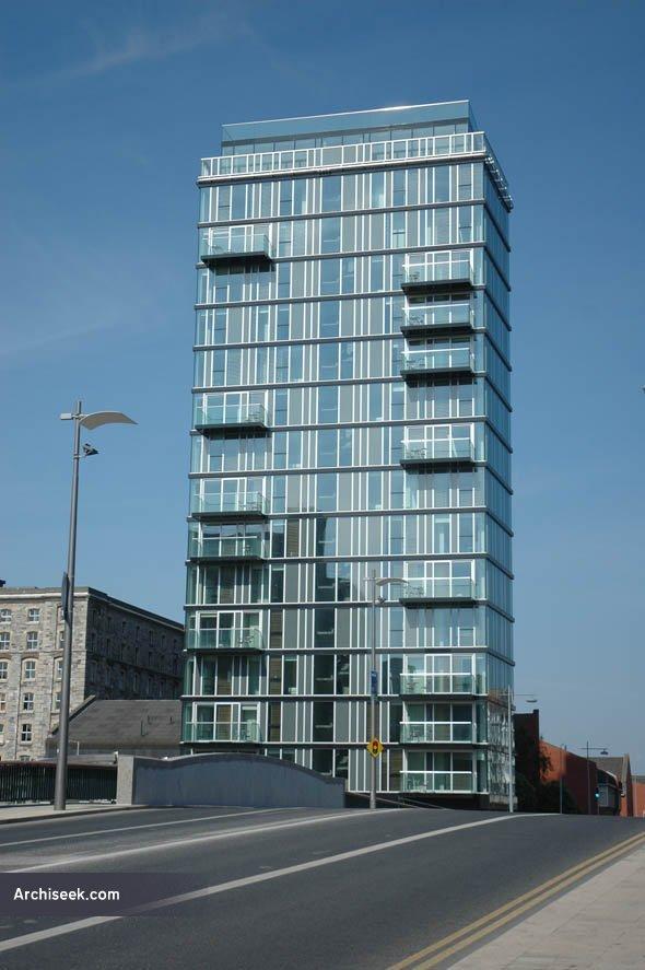 Great Architecture Buildings 2007 - alto vetro, grand canal quay, dublin - architecture of