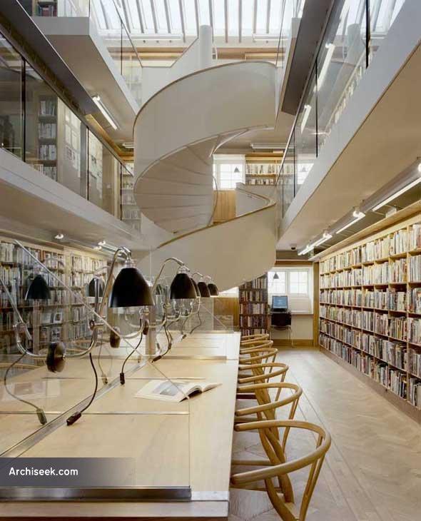 2009 Abbeyleix Library Co Laois Archiseek Irish