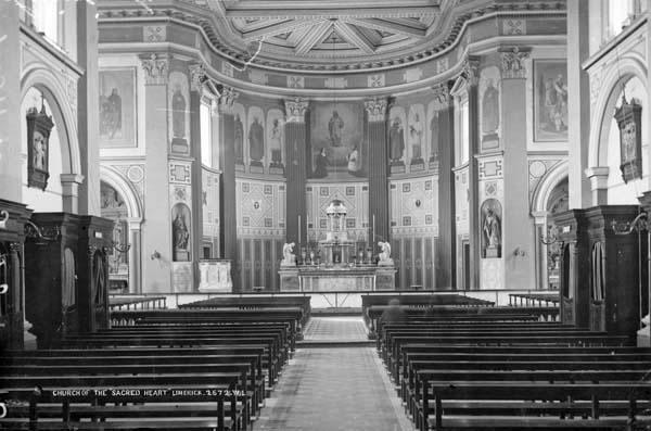 1868 - Church of the Sacred Heart, The Crescent, Limerick
