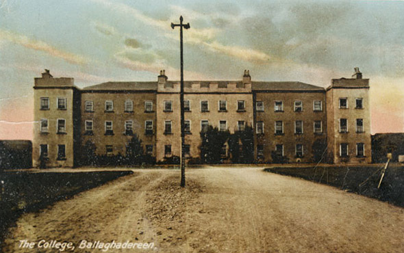 ballaghaderreen-college
